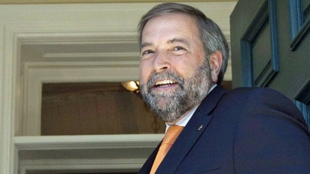 NDP support a lift from the election of new leader Tom Mulcair. New Democrats appear to have supplanted the Liberals as the natural party among women, says pollster Allan Gregg.