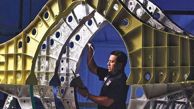 Quebec aerospace manufacturer Heroux-Devtek Inc. is selling about one-third of its business to an American company for $300 million in cash.