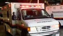 Ottawa paramedics generic ambulance