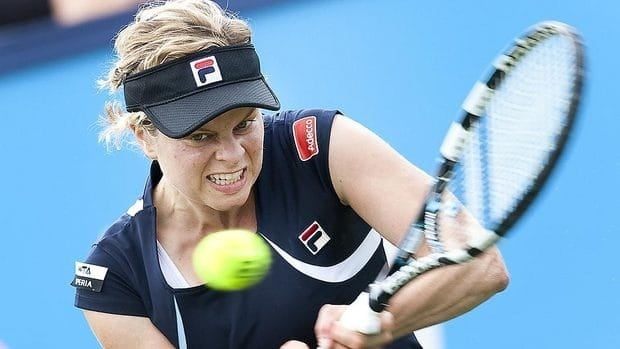 Belgium's Kim Clijsters, who will retire after the U.S. Open in September, enters Wimbledon ranked 47th in the 128-player field.