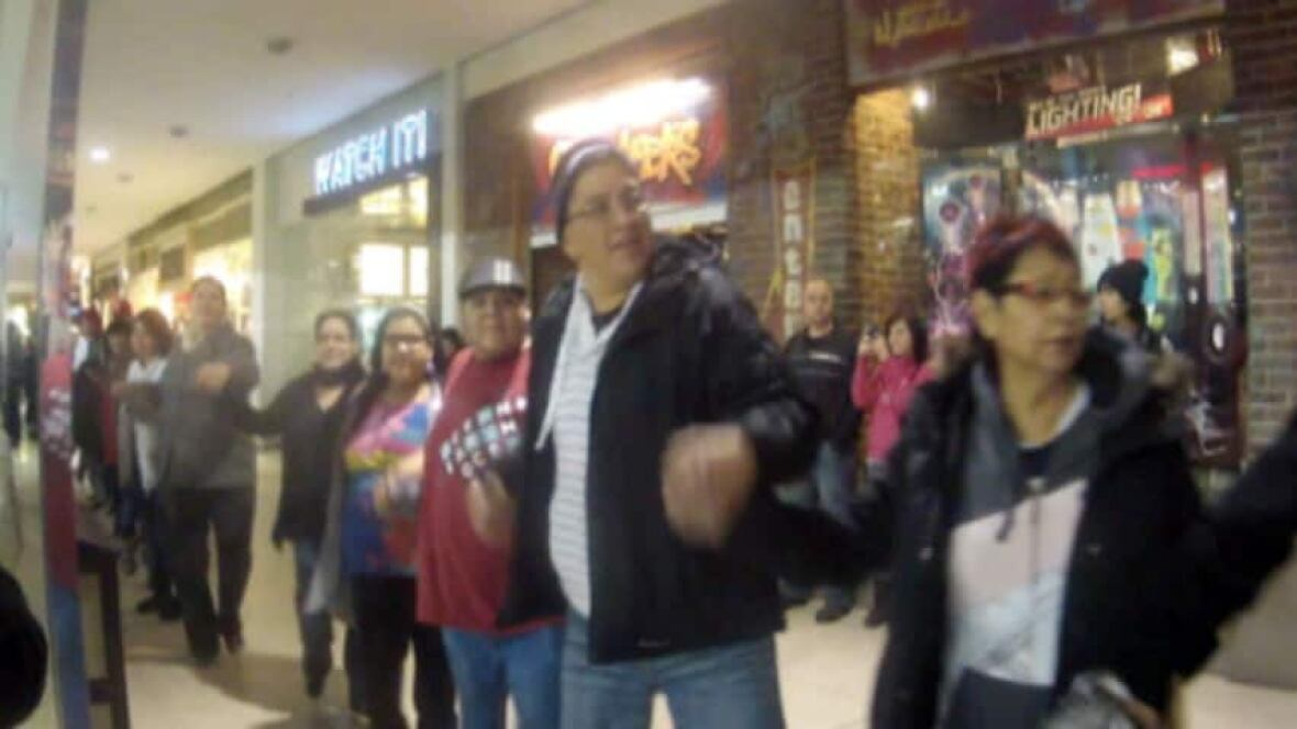Hundreds take part in 'Idle No More' protest at West ...
