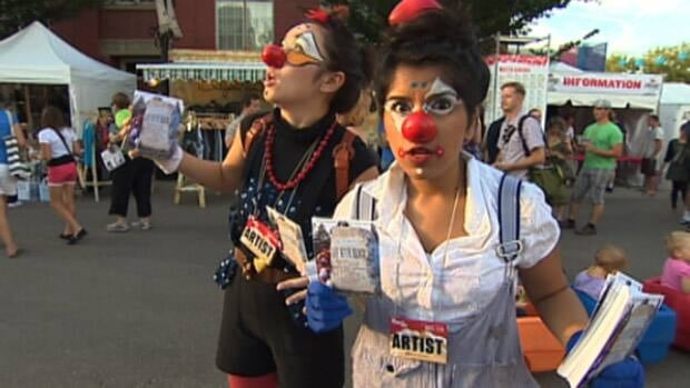 The 32nd Edmonton International Fringe Theatre Festival started Thursday night and continues until Aug. 25.