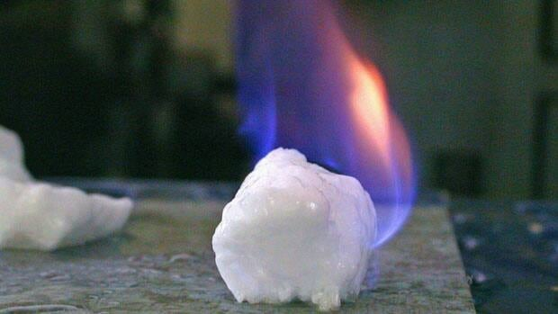 Methane gas hydrates are frozen clumps packed with natural gas that can be found in many regions of the world.