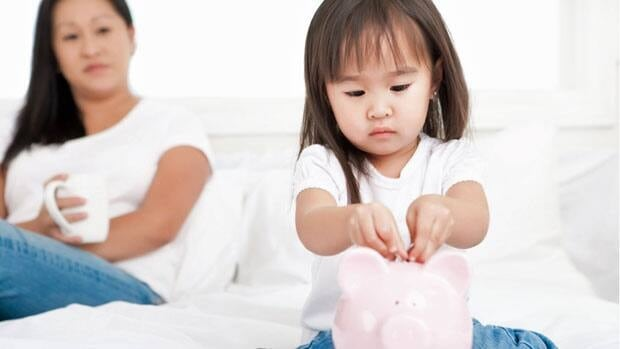 In 2009, the average Canadian single-parent family earned $45,400 after taxes, compared to $84,800 for a two-parent family. Both familial units tend to have similar goals, but the single parent often has to figure out how to stretch already thin resources to save for a child's education while putting away money for retirement.