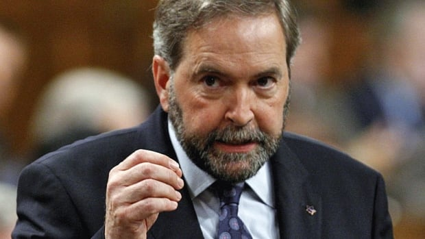 NDP Leader Tom Mulcair is using his practised lawyer skills to launch questions at Prime Minister Stephen Harper over the ongoing Senate scandal.