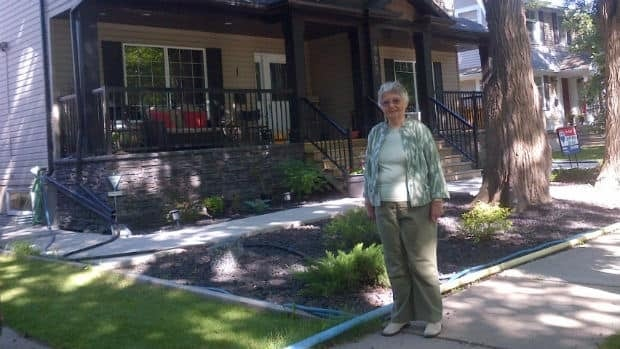Anne Smith wants a ban on fourplex homes in the City Park neighbourhood.