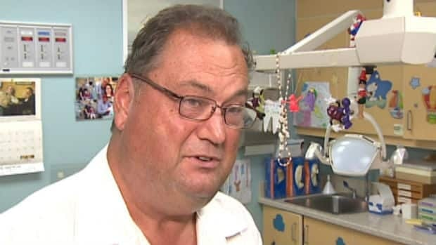 Dr. Geoff Smith says he will be leaving the Janeway Children's Hospital to open his own dental practice.