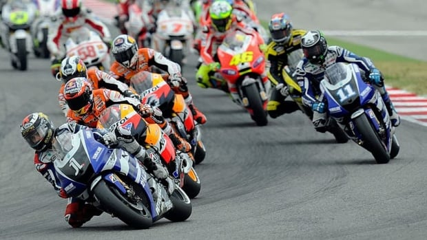 CPP has bought a stake in the company that has the rights to the MotoGP racing series until 2036.