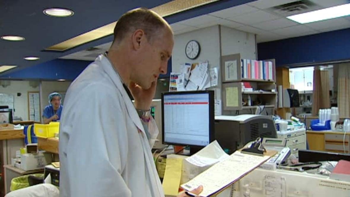 Emergency Room Doctor In Thunder Bay