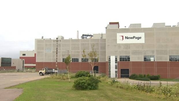 The former Newpage paper mill could reopen next week.