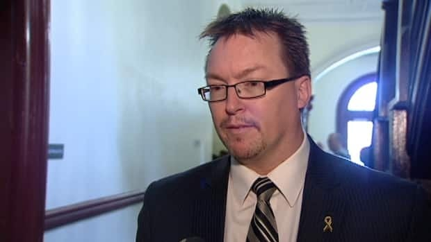 MLA Trevor Zinck once again declares his innocence after a two-day preliminary inquiry wrapped in Halifax.