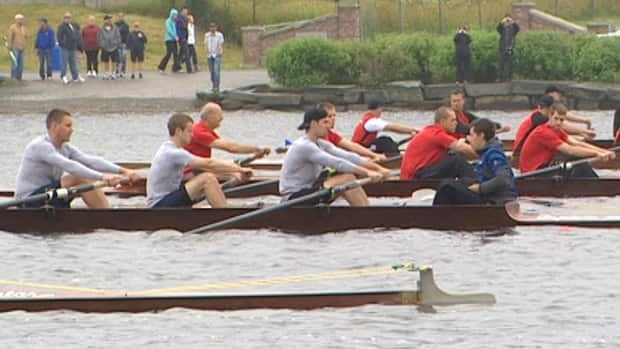 The Royal St. John's Regatta is held at Quidi Vidi Lake on the first Wednesday in August, depending on the weather.