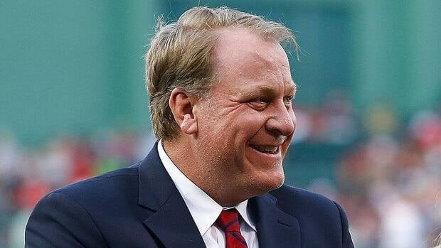 Former major league pitcher Curt Schilling's troubled video gaming company filed for bankruptcy protection in June.