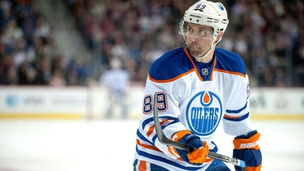 Sam Gagner will reportedly earn an average of $4.8 million US per season on his new deal.