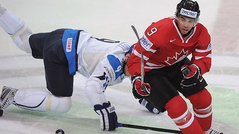 Canada Rallies To Beat Finland In Helsinki Cbc Sports