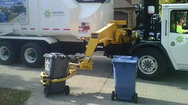 The new trash and recycling service begins Oct. 1.