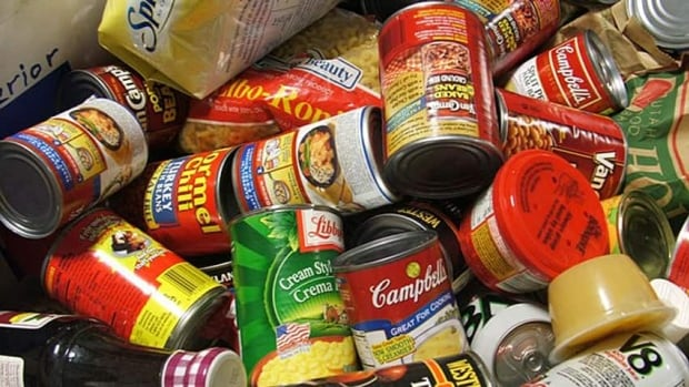 Food donations are down 25 per cent at the Tri-Cities food bank.