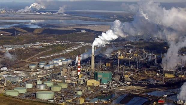 A new study suggests major discrepencies within the province's environmental data relating to the oilsands.