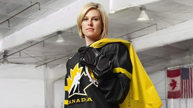 Canadian women's hockey team defence player and Olympic gold medallist Tessa Bonhomme has been cut from the team.