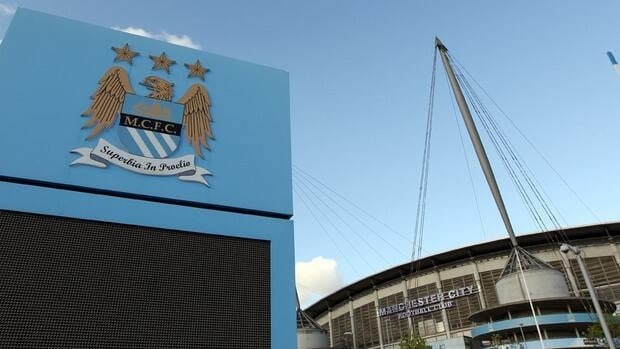 A general view of Etihad Stadium, home of Manchester City.