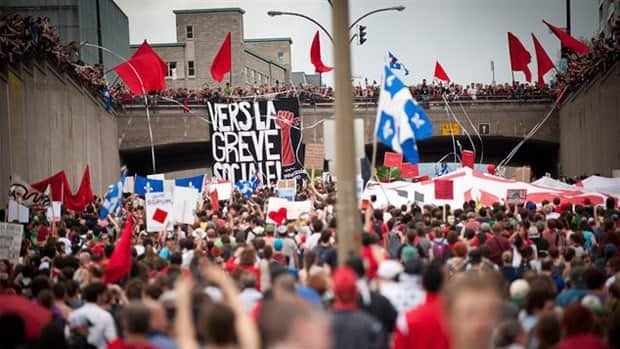 Many students were set back by the Quebec student protests last spring. Many post-secondary institutions implemented condensed semesters to make up for lost time.