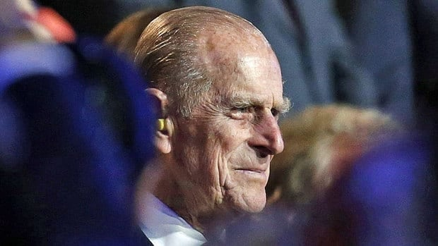 Prince Philip, shown during the London Olympic opening ceremony on July 27, 2012, won't want to slow down after a recurrence of a bladder infection that first sidelined him during the Diamond Jubilee celebrations for his wife, Queen Elizabeth.