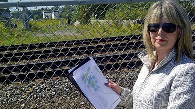 Susan Thompson is with Imagine Sudbury. She says the group has prepapred a pre-feasibility study exploring the options for re-routing trains and reclaiming Sudbury downtown land for economic development.