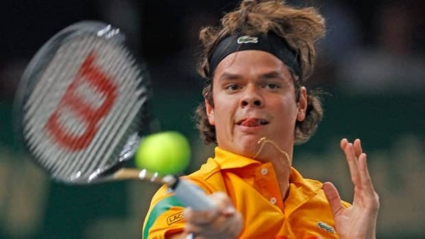 Milos Raonic seemed headed for match featuring three tiebreakers against Jeremy Chardy, but the Canadian finished the final set strongly.