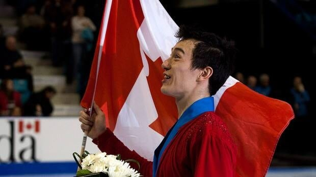Five-time Canadian champion Patrick Chan will be one of the main attractions when the national event takes place in Mississauga, Ont., in 2013.