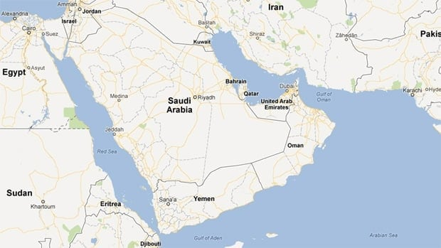 Other nearby bodies of water are labelled in Google Maps, but not the Persian Gulf, and Iran is mad.