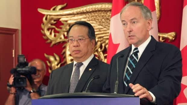 Justice Minister Rob Nicholson says the new law is in no way encouraging vigilantism.