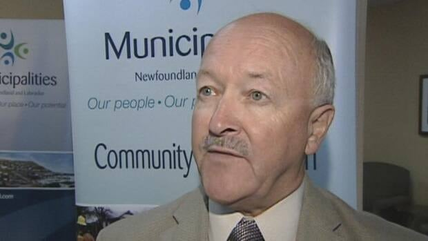 Municipalities Newfoundland and Labrador president Churence Rogers says the group is not taking a stand on the Muskrat Falls project.