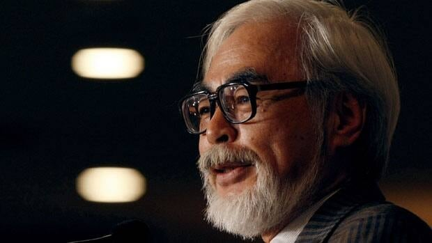 Japan's animation movie director Hayao Miyazaki announces his retirement at 72.
