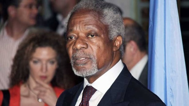 "United Nations special envoy Kofi Annan says he is ""impatient and frustrated"" at the failure of Syria to implement the UN's peace plan there."