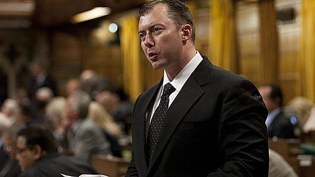 Conservative MP Rob Anders has apologized for saying Tom Mulcair hastened the death of former NDP leader Jack Layton after he told a reporter Mulcair forced Layton into fighting the 2011 election.