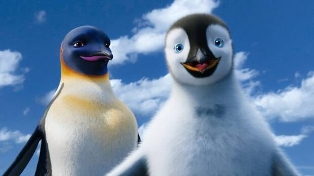 Happy Feet 2 is playing on Saturday at the Redhill Branch of the Hamilton Public Library.
