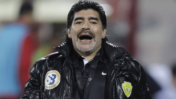 Diego Maradona was fired by Al Wasl Tuesday after one season in charge.