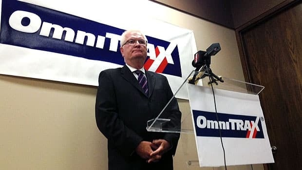 On Monday, Tory MP Merv Tweed announced he would step down from his position. Hours later, it was revealed he would become the president of OmniTRAX Canada.