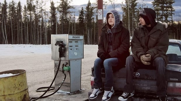 Danis Goulet's Barefoot is a coming-of-age tale that explores the issue of teen pregnancy in northern Saskatchewan.