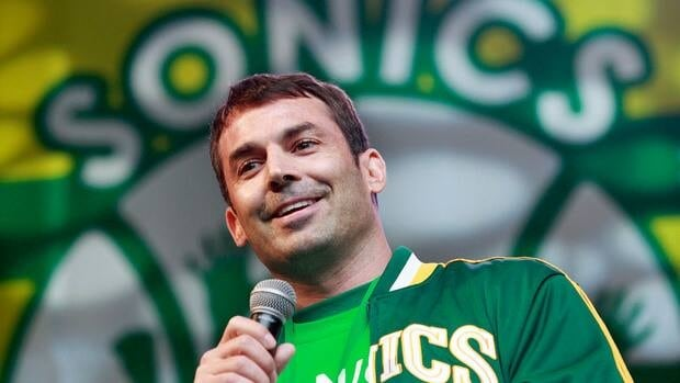 Chris Hansen is leading an investment group that wants to build an arena and acquire an NBA team in Seattle.