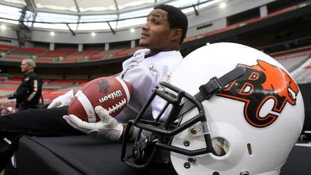 Wide receiver Arland Bruce says he's ready to go for his B.C. Lions after sitting out with a concussion since Sept. 29.