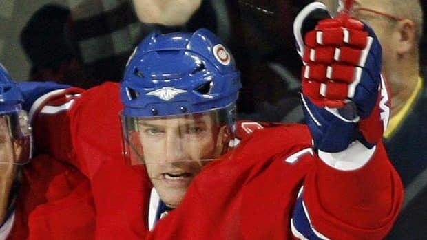 Patrice Brisebois spent 16 seasons on the Canadiens blue-line, scoring 98 regular-season goals and 420 points.