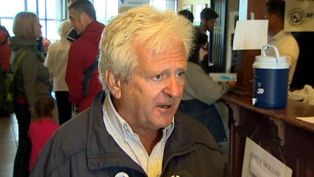 Wayne Lucas, CUPE's provincial president, says a hike in the minimum wage is overdue.