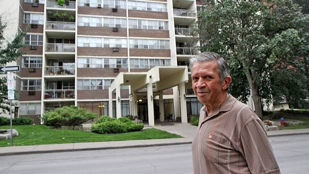 John Hawker, co-chair of Hamilton's tenant advisory committee, says the city is entering a crunch when it comes to a lack of rental units. It's caused in part, he says, by Hamilton's booming housing market.