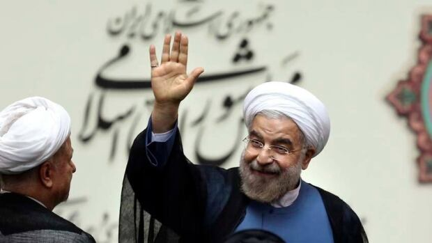 Iran's new President Hasan Rouhani, is considered a moderate and has made recent comments extending an offer to peace to Western countries.