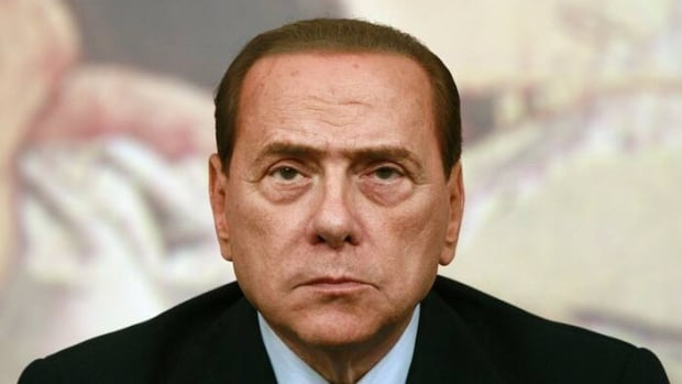 Former Italian premier Silvio Berlusconi appeared to backpedal in his strategy aimed at collapsing Italy's fragile coalition government and triggering early elections, after he took a softer tack in his online comments that he would continue to back the governing coalition with certain conditions.