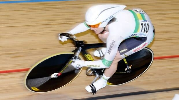 Australia S Anna Meares Breaks Flying 200m Cycling World