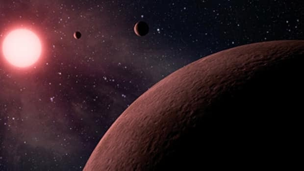 Astronomers using data from NASA's Kepler mission have discovered the Milky Way is 'awash in planets.'