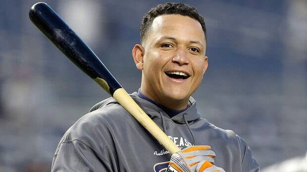 "Tigers third baseman Miguel Cabrera Cabrera is all about details. But make no mistake, he has fun along the way. ""He just wants everybody to relax and believe in yourselves,"" says teammate Quintin Berry."