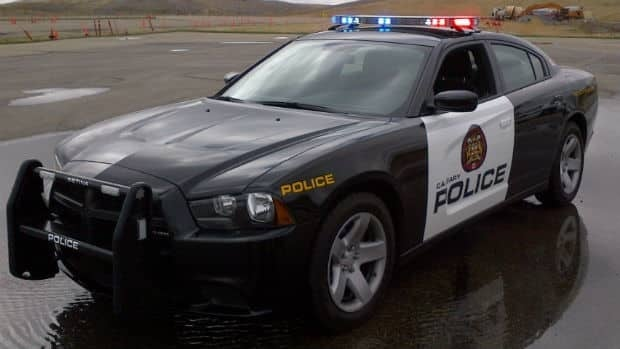Calgary police unveiled new black and white Dodge Charger cruiser prototypes, which could potentially replace their entire fleet in roughly eight years.